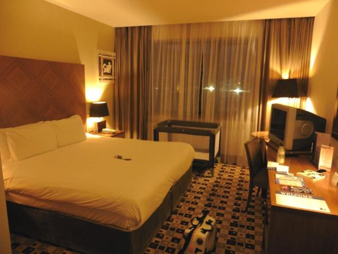 connacht hotel galway family break ireland the two darlings double room